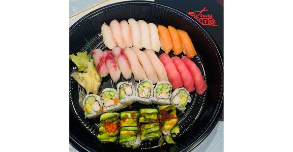 Sushi for Two from Tokyo Sushi in Madison, WI