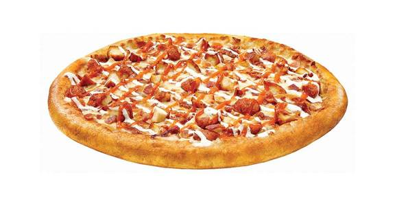 Buffalo Chicken Topper Pizza from Toppers Pizza - Fitchburg in Fitchburg, WI
