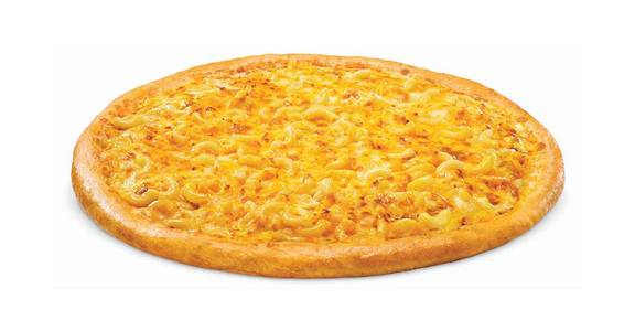 Mac 'N Cheese Pizza from Toppers Pizza - Madison Downtown in Madison, WI
