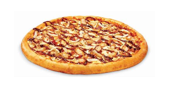 Smoky BBQ Chicken Pizza from Toppers Pizza - Fitchburg in Fitchburg, WI