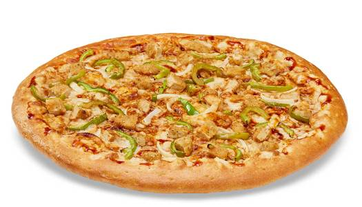 Vegan Korean BBQ Chicken-Less Topper Pizza from Toppers Pizza - Fitchburg in Fitchburg, WI