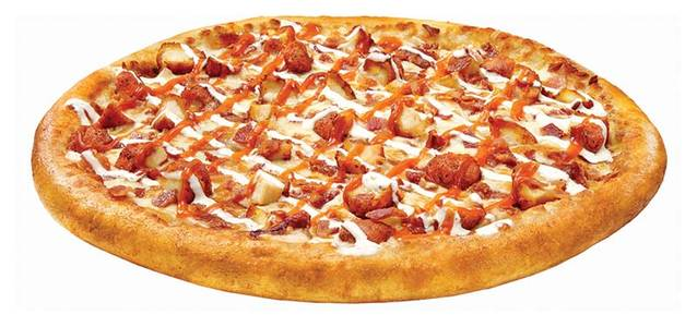 Buffalo Chicken Topper Pizza from Toppers Pizza - Lawrence in Lawrence, KS