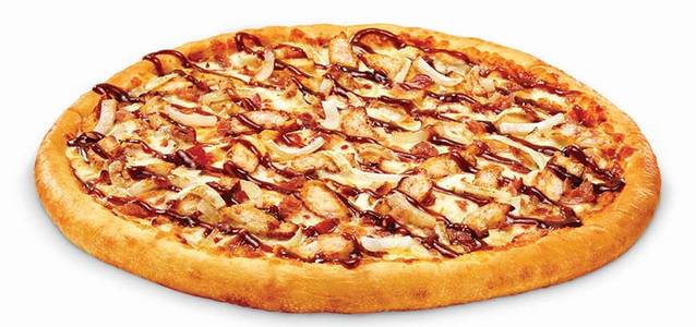 Smoky BBQ Chicken Pizza from Toppers Pizza - Lawrence in Lawrence, KS
