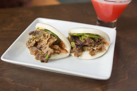 Beef Buns (Dinner) from Umami Ramen & Dumpling Bar in Madison, WI