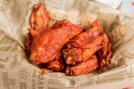 Bone-In Wings from Wingstop in Madison, WI