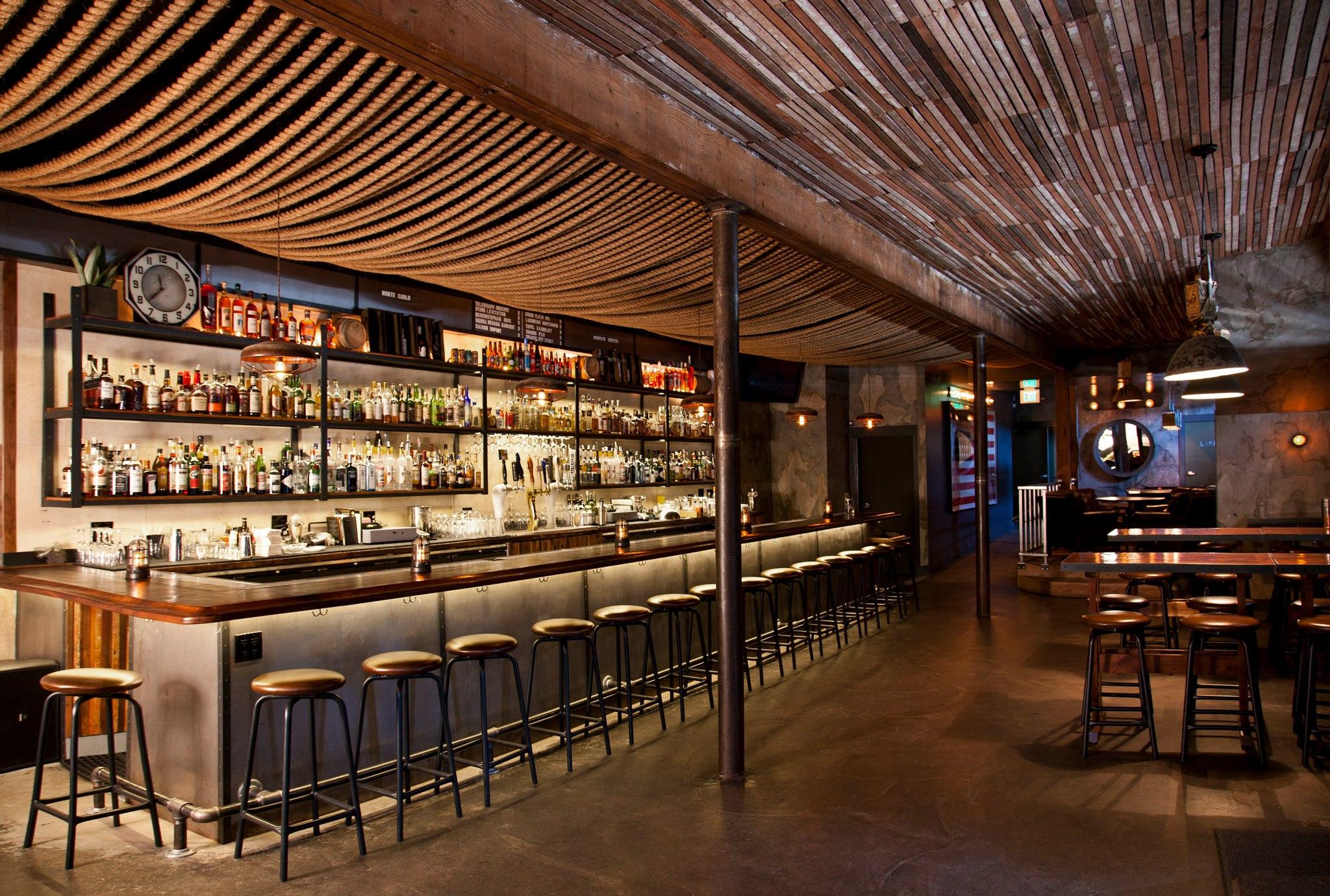 First Date Ideas: Best Date Bars in San Francisco