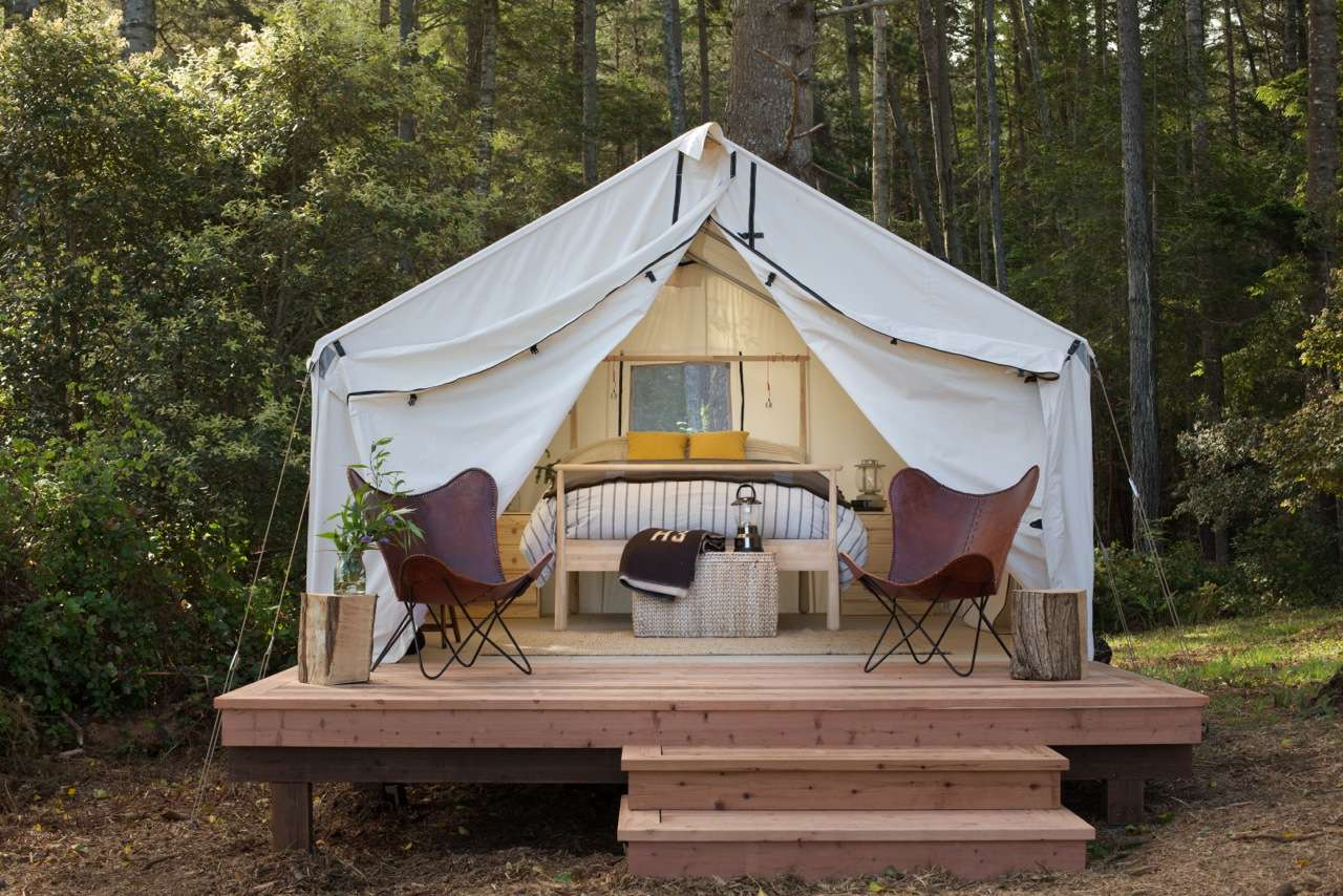 Glamping In California >> 10 Gorgeous Northern California Glamping Sites