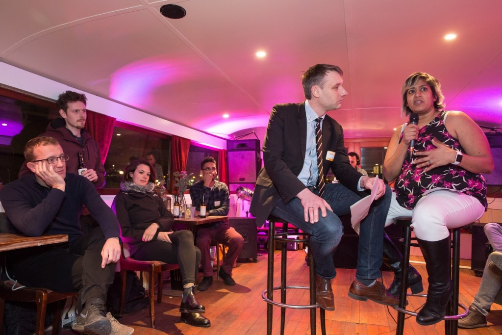 Eventbrite - BriteBoat, Berlin, 10.03.2016