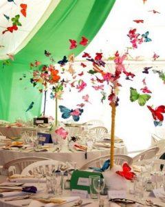 Fruhling 20 Eventdeko Ideen Inspiriert Von Mutter Natur