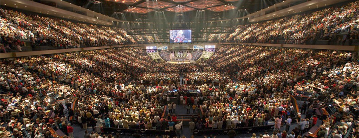 Image result for mega church