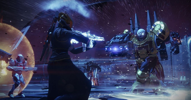 screen grab of the video game Destiny 2