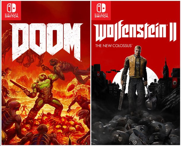 Gamers Are Blown Away That Doom And Wolfenstein Are Coming