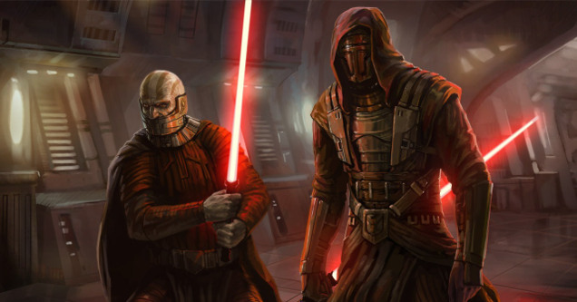 Video Game Star Wars: Knights of The Old Republic