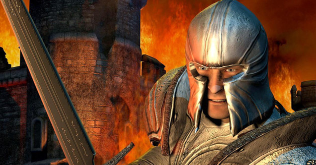 Oblivion - The Elder's Scrolls 4 - video game graphic
