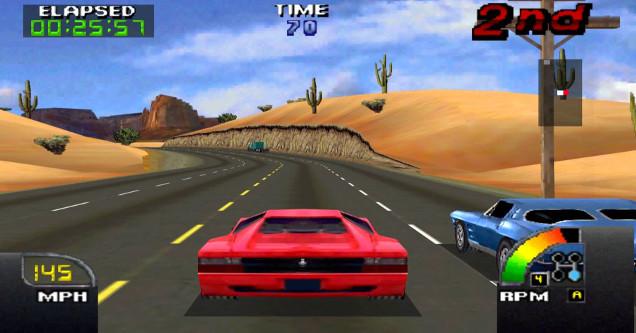 Video Game Cruis'n USA