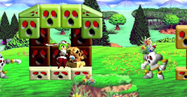 Mischief Makers video game