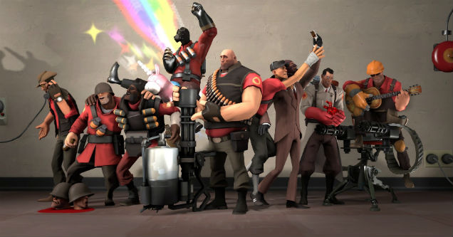 10 Years Of Team Fortress 2: The Best Memes And Videos