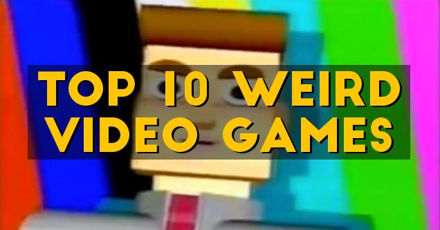 Weird game.
