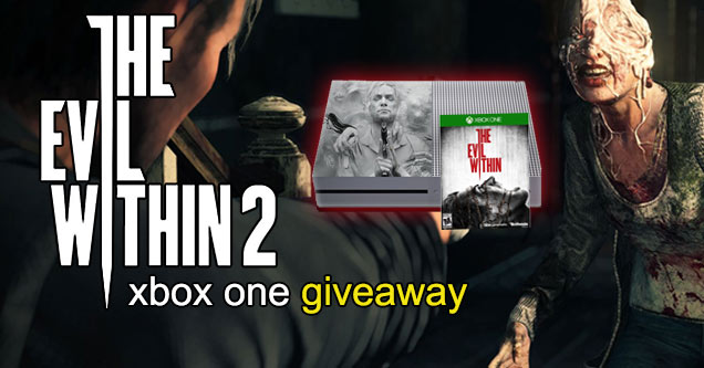 The Evil Within 2 giveaway.