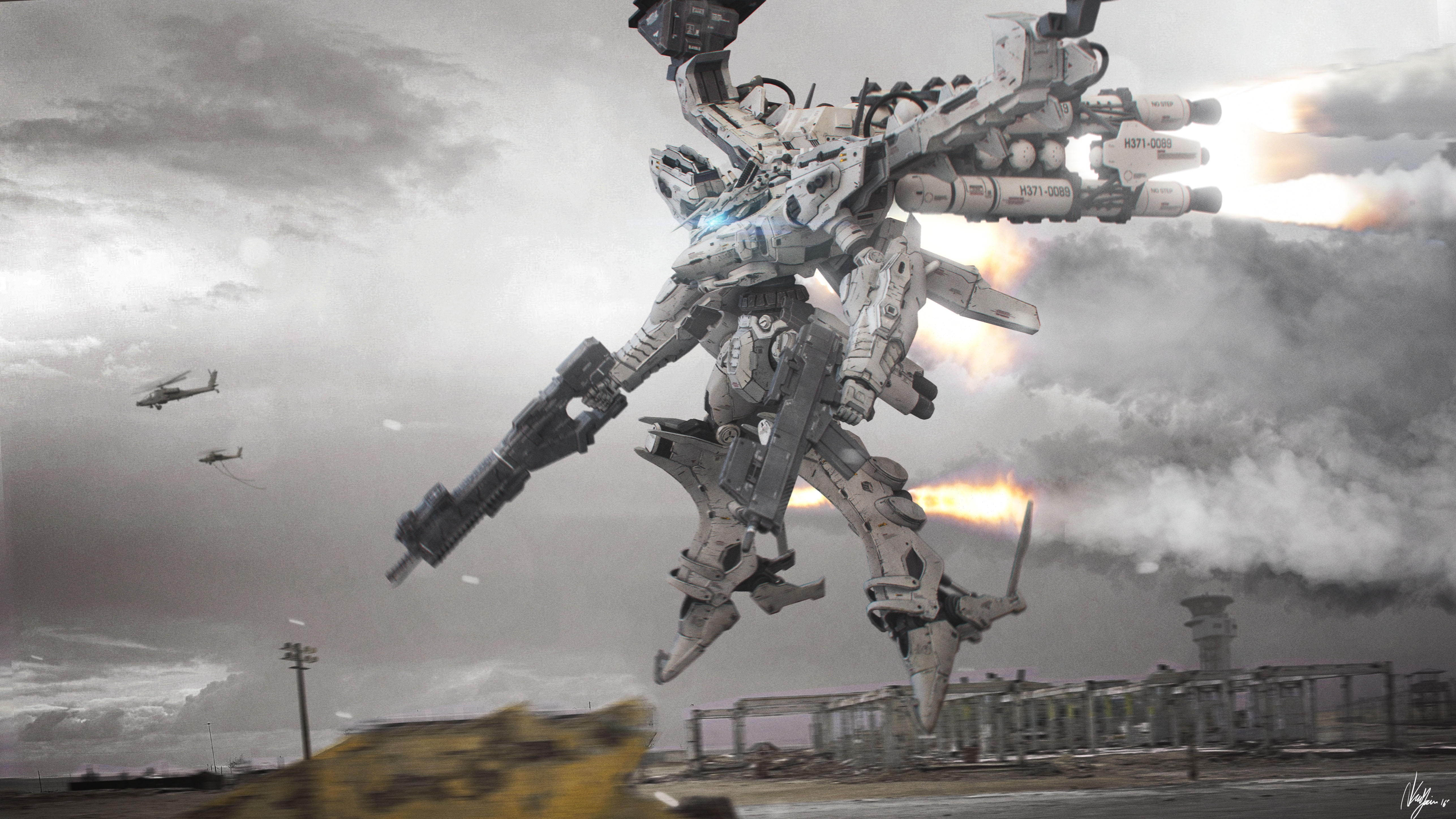 Armored Core PS4.