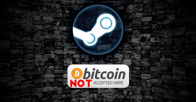 Bitcoin Steam.
