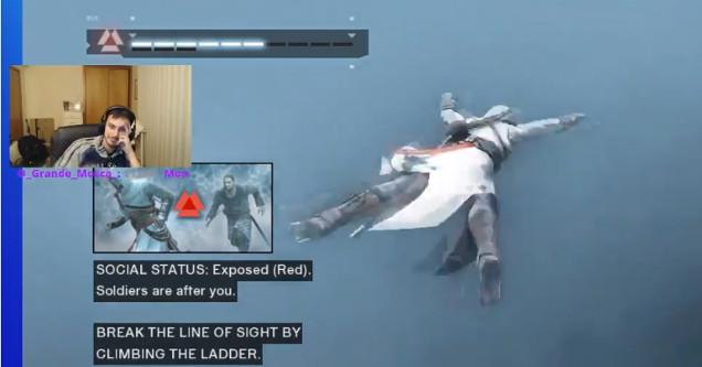 Assassins Creed bug.
