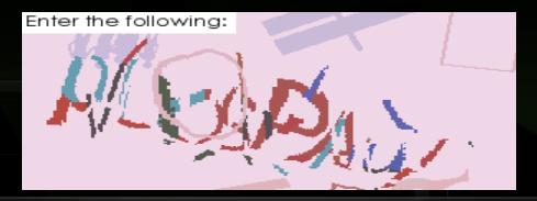 CAPTCHA hard