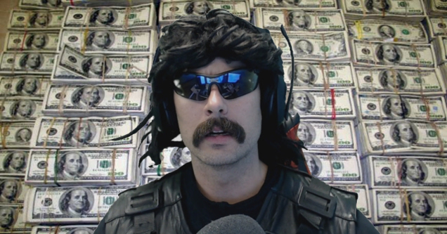 Dr. Disrespect wife cheat