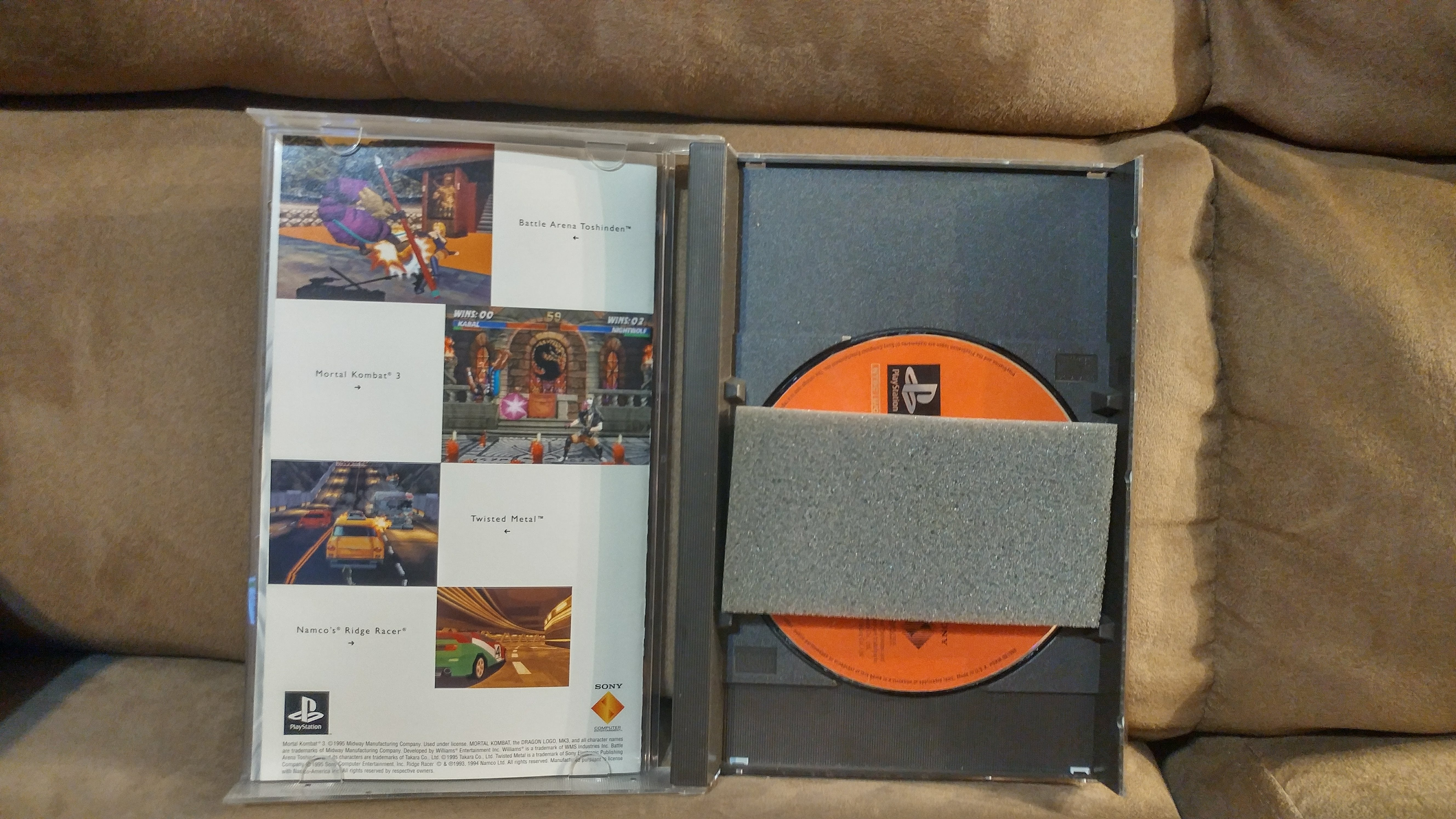 A Look Back At The Classic PlayStation 1 Game Case Designs