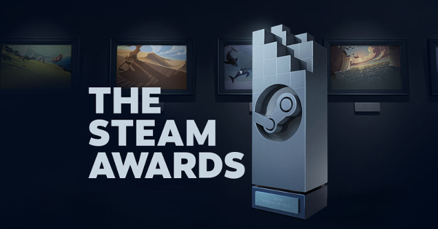 Steam game of the year awards