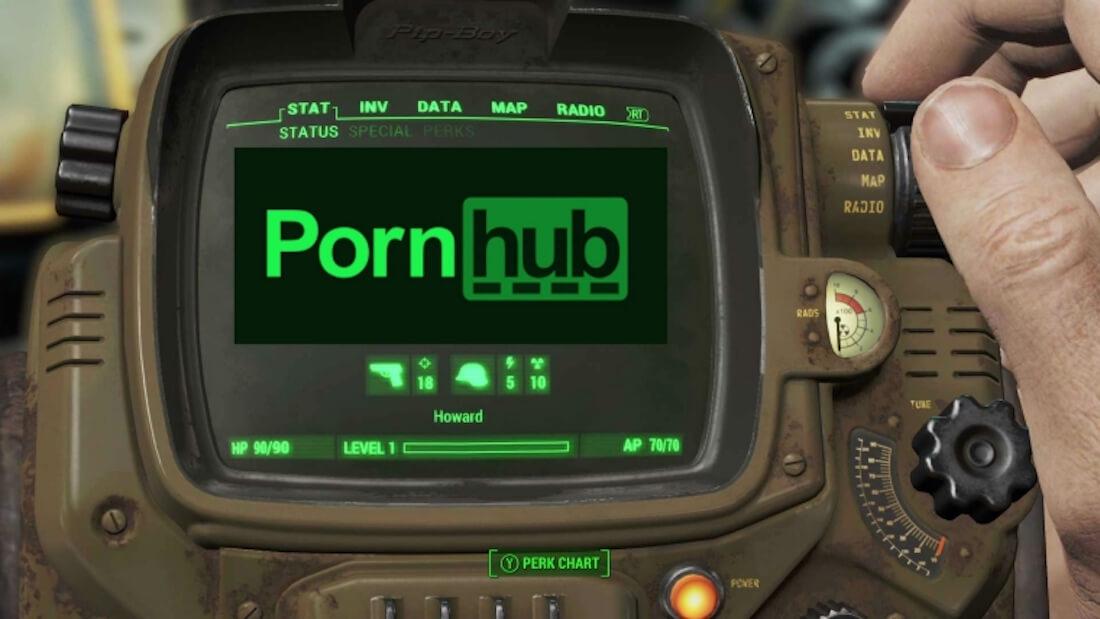Pornhub 2017