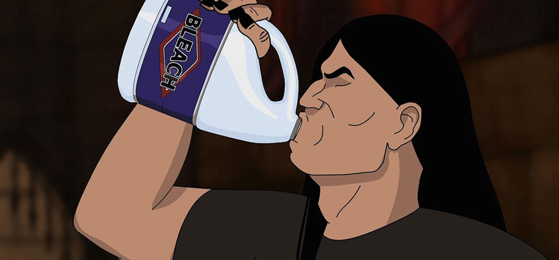 Drinking Bleach, Memes