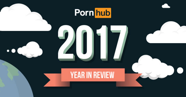 pornhub, 2017, top, porn, searches, pornstars