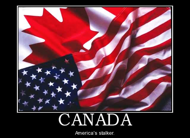 Canada: America's stalker