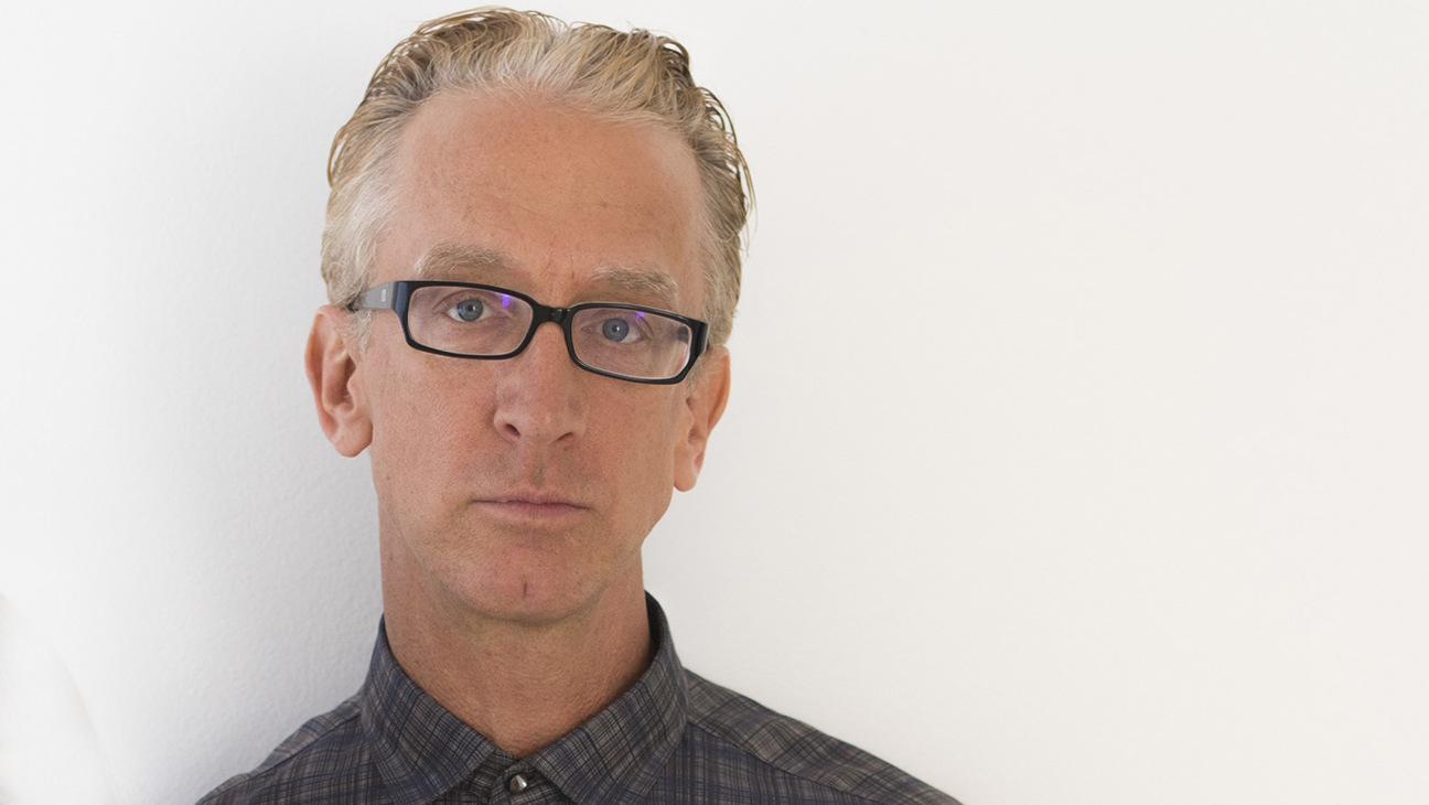 Andy Dick in a portrait image.