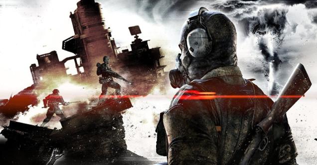Metal Gear Survive art.