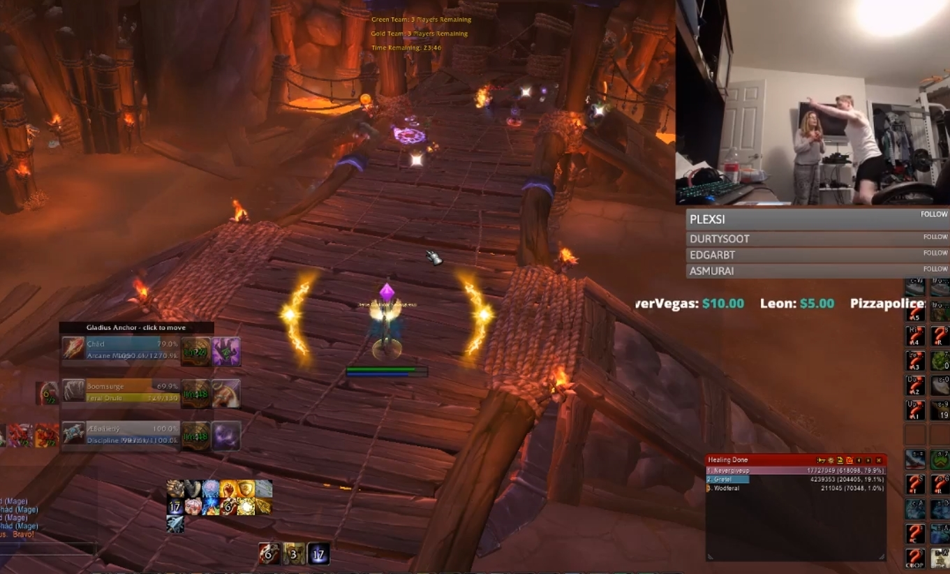 World of Warcraft addict gets evicted by Mom.