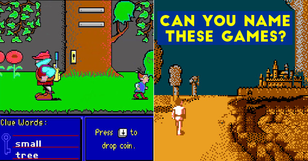 Classic games test.