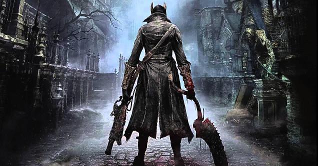 Bloodborne art image.