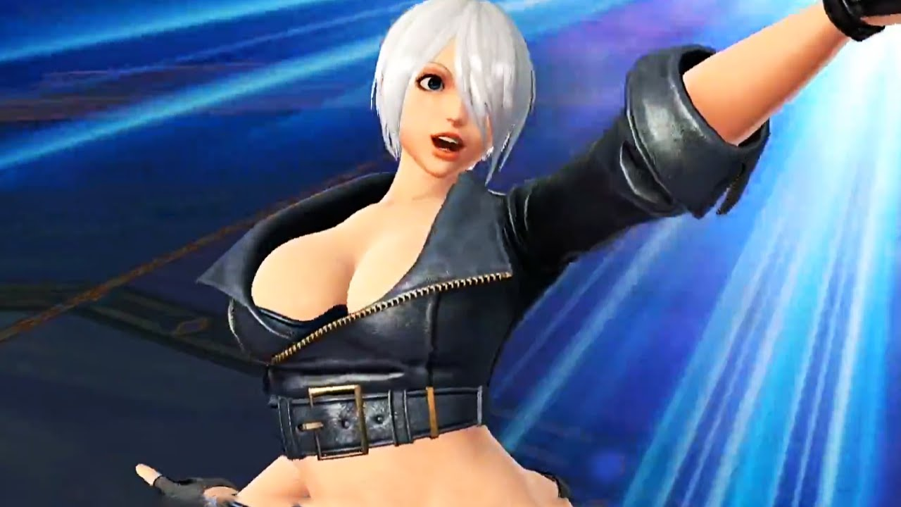 Angel King of Fighters.