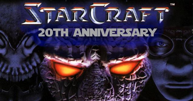 StarCraft 20th anniversary unit quotes.