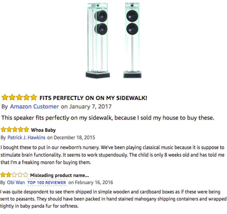 Reviews: 14 Funny Amazon Reviews That Are Now Legendary