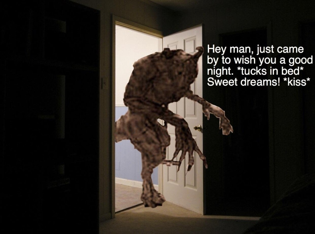 Opinion you Scary sweet dreams meme