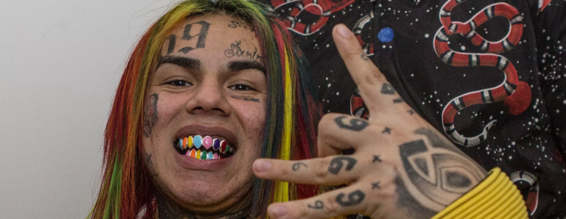 Soundcloud Rapper About to Go to Jail for Over 6ix9ine Years