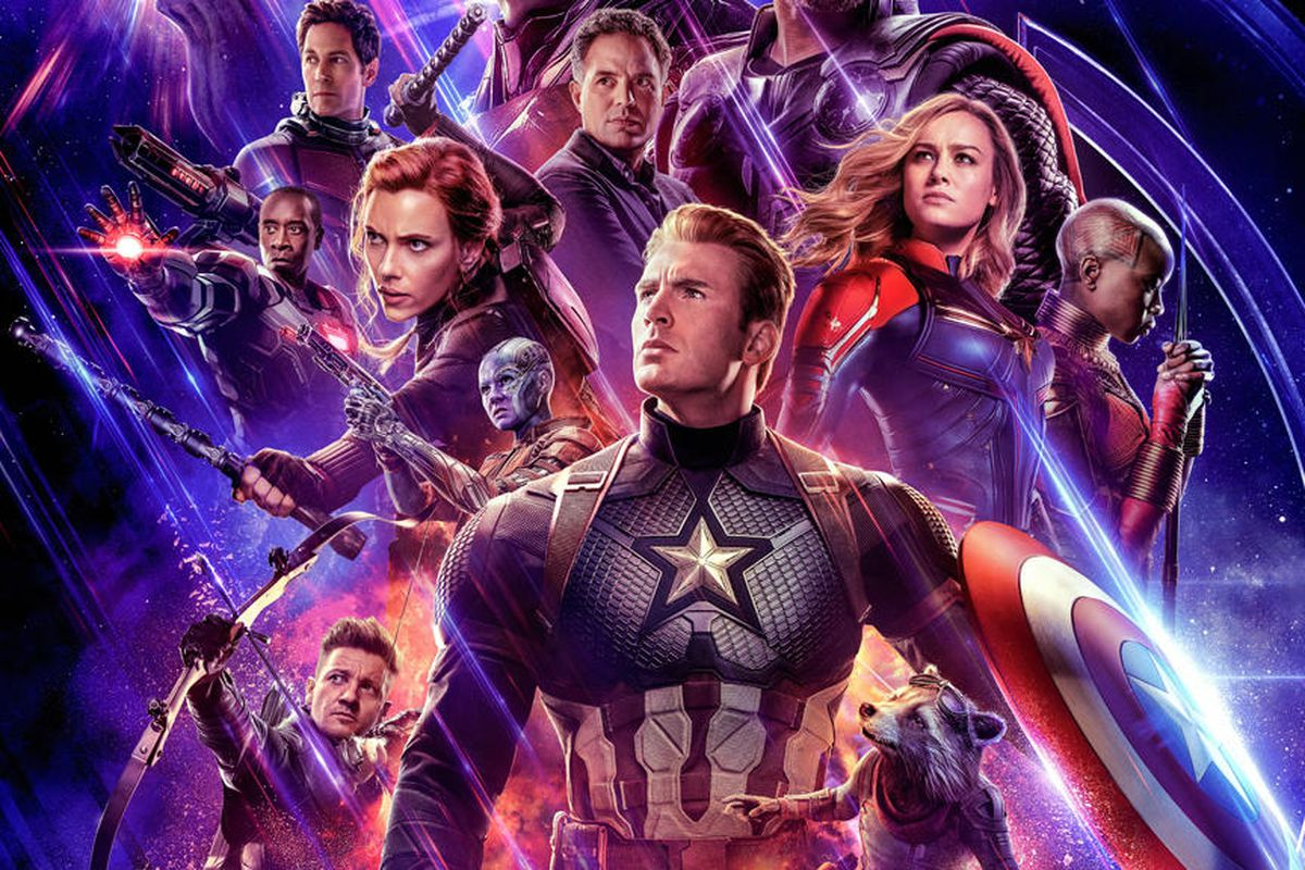 marvel avengers: endgame (2019) torrent - everything you need to get