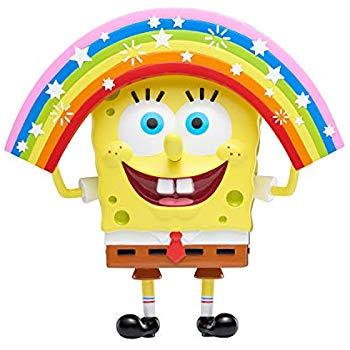 Imaginaaation Spongebob squarepants meme toy
