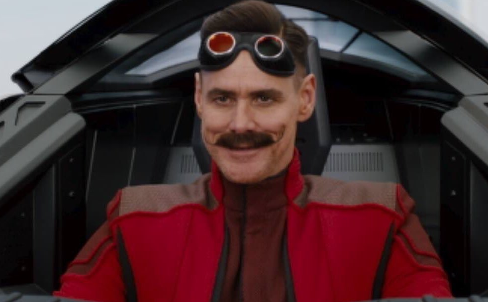 Jim Carrey is set to play Dr. Robotnik aka Dr. Eggman in the new live action Sonic the Hedgehog movie.