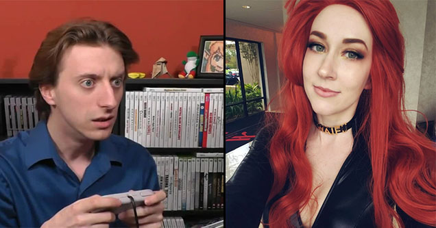 YouTuber ProJared and his wife Heidi O'Ferrall