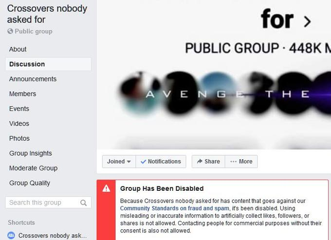 Facebook Meme Groups Deleted As 'Indonesian Reporting