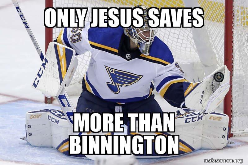 15 Best Memes Pics And Videos From The St Louis Blues Improbable